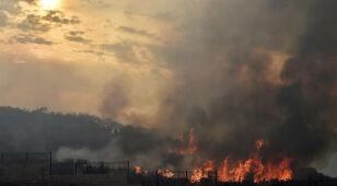 Liban płonie.
