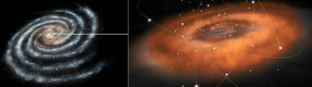 Czarna dziura zaczęła świecić. Naukowcy szukają odpowiedzi