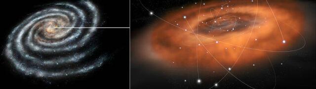 Czarna dziura i tajemniczy rozbłysk. Naukowcy szukają odpowiedzi