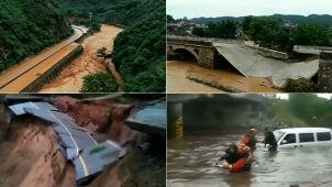Ogromne ulewy w Chinach. Zginęło kilkadziesiąt osób
