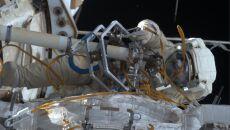 Kilka zdjęci Luki Parmitano z ISS