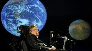 Hawking: ludzkość nie przetrwa na Ziemi tysiąca lat