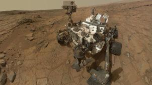Curiosity pokonał problem  z plikami i wraca do pracy