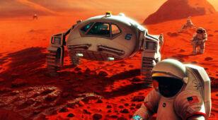 Za 10 lat początek kolonizacji Marsa? Najpierw casting, potem ośmioletnie szkolenie