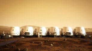 """Szanse na kolonizację Marsa: """"Wydaje się, że to kompletne szaleństwo"""""""