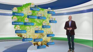 Prognoza pogody na środę 25.11