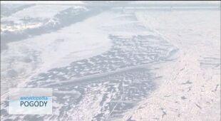 Zatory lodowe na rzekach